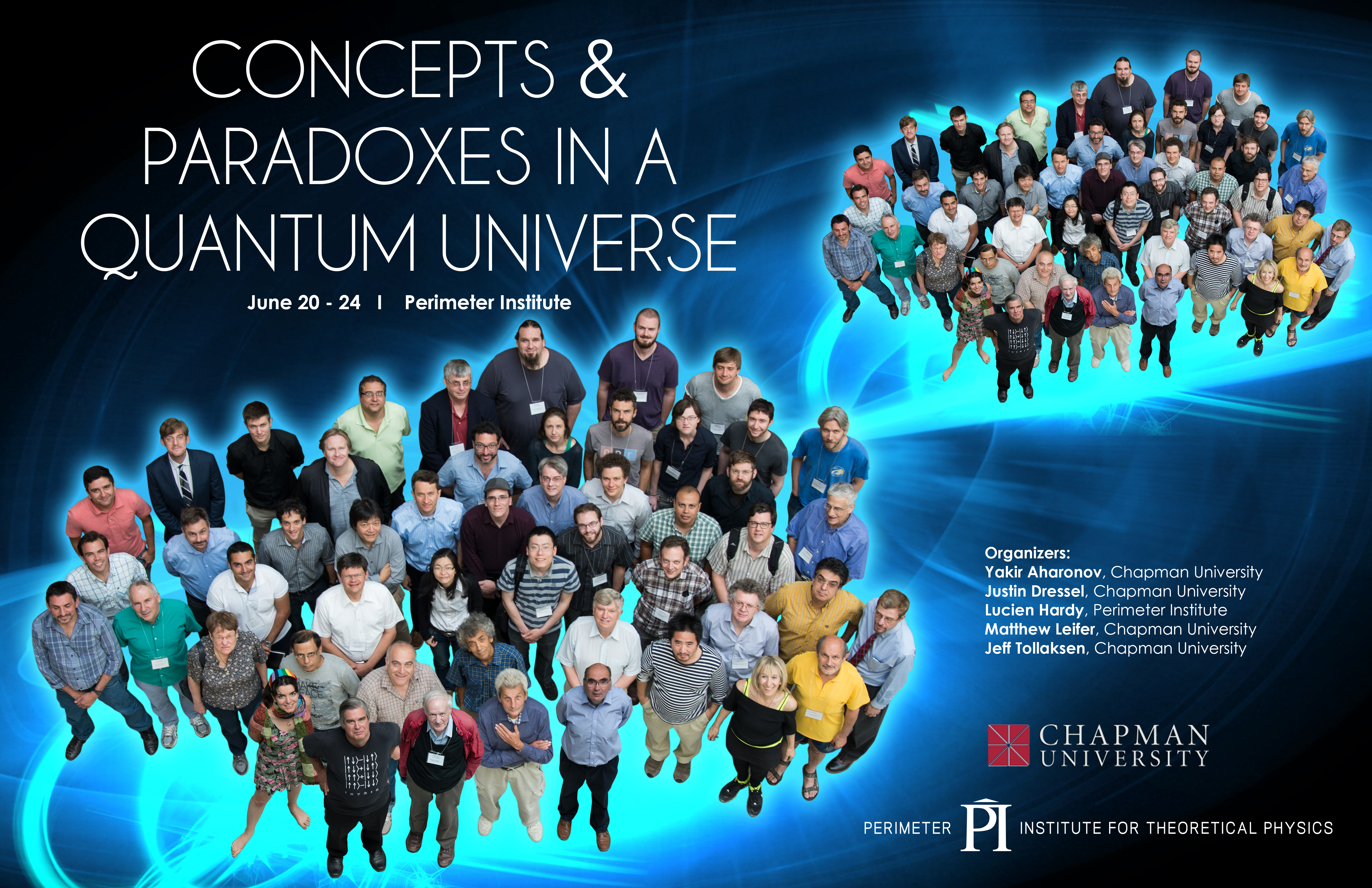Concepts and Paradoxes in a Quantum Universe